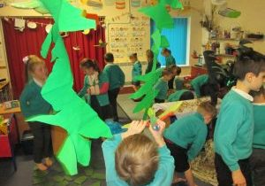 Willow class as a Desert Island